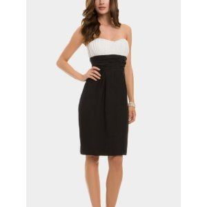 GUESS by Marciano Summer Corset Womens Cocktail Dress