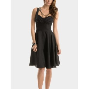 GUESS by Marciano Malie Solid Womens Cocktail Dress