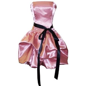 Prom Strapless Satin Bubble Womens Cocktail Dresses
